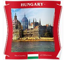 Hungary - The Land of Otherness Poster