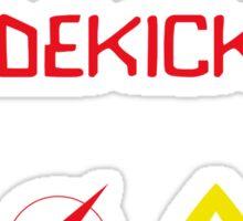 Kicks Sticker