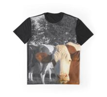 Cows Graphic T-Shirt