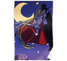 Mamo & Moon Poster