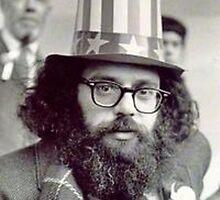 ~Allen Ginsberg Murica~ by annray