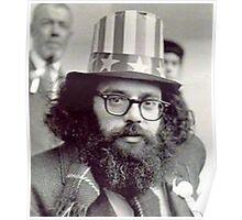 ~Allen Ginsberg Murica~ Poster