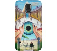 Behind empty eyes Samsung Galaxy Case/Skin