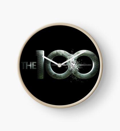 The 100!!! Clock