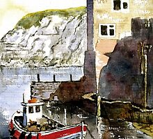 Staithes by Steven  Ponsford