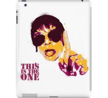 Mani - This is the one iPad Case/Skin