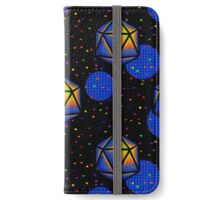 Arcade Carpet D20 iPhone Wallet/Case/Skin