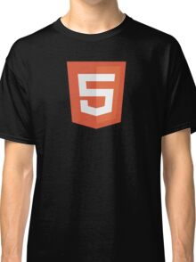 HBO SILICON VALLEY 'HTML5' Classic T-Shirt
