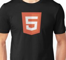 HBO SILICON VALLEY 'HTML5' Unisex T-Shirt