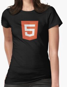 HBO SILICON VALLEY 'HTML5' Womens T-Shirt