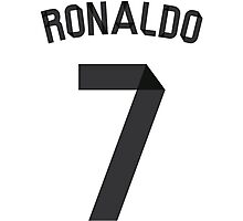 Ronaldo 2014/2015 Photographic Print