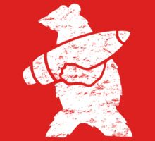 Wojtek the Bear  by RichardMisiak