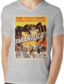 Vintage poster - Tarantula Mens V-Neck T-Shirt