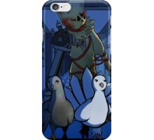 The Haunting of Hato House iPhone Case/Skin