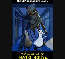 The Haunting of Hato House Zipped Hoodie