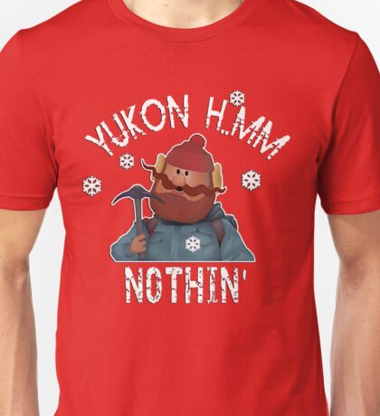 YUKON CORNELIUS T SHIRT Unisex T-Shirt