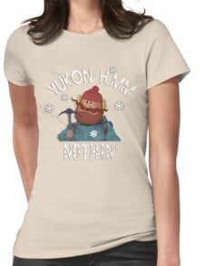 YUKON CORNELIUS T SHIRT Womens Fitted T-Shirt