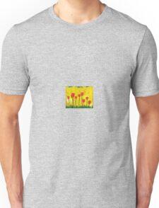 Poppy Flowers Unisex T-Shirt