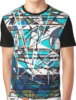 Shapes Disco-rdant Graphic T-Shirt