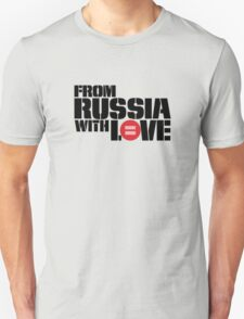 From Russia With Equal Love T-Shirt