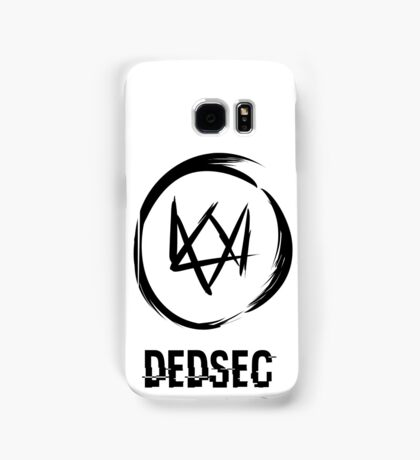 DedSec - Watch_Dogs Logo. Samsung Galaxy Case/Skin