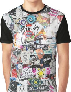 Sticker Shock Graphic T-Shirt