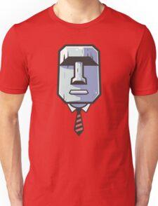 Stoic Tiki Man Unisex T-Shirt