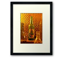 Bill's Bar Framed Print
