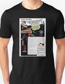 Space Rangers Comic Ad T-Shirt