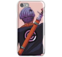 Future Trunks iPhone Case/Skin