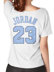 Michael Jordan Jersey Women's Relaxed Fit T-Shirt