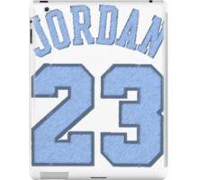Michael Jordan Jersey iPad Case/Skin