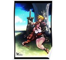 Cloud & Tifa Poster