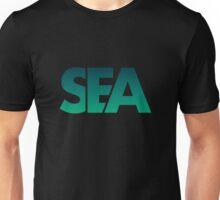 SEA / Seattle / Gradient Unisex T-Shirt