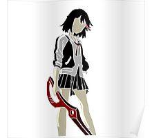 ryuko faceless kill la kill Poster