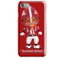 super bowl 2017 iPhone Case/Skin