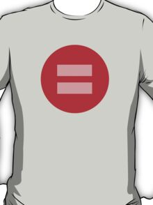 Equal Love Circle T-Shirt