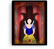 Shadow Collection, Series 1 - Apple Canvas Print