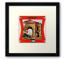 Jordan - The Dead Sea Lives Framed Print