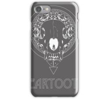 Beartooth Fan Art White iPhone Case/Skin