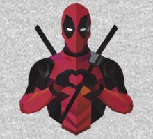 DEADPOOL One Piece - Short Sleeve
