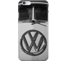 VW Split Screen camper / bus iPhone Case/Skin