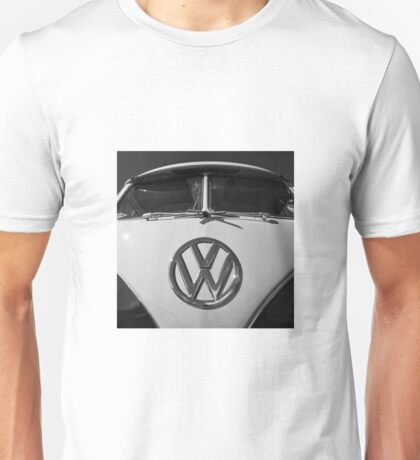 VW Split Screen camper / bus Unisex T-Shirt