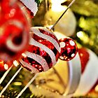 Candy Tree Ornaments by Kathleen Daley