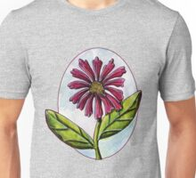 Zinnia [Patch] Unisex T-Shirt