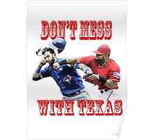 dont mess with texas Poster