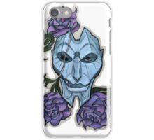 Jhin, the Virtuoso - White background iPhone Case/Skin
