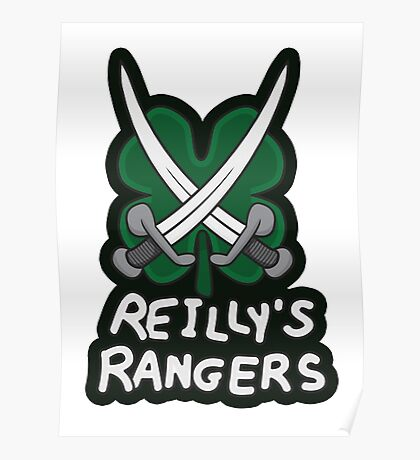 Reilly's Rangers Poster