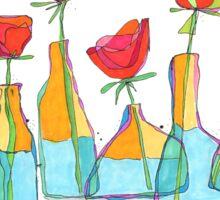 Rose Giggles Sticker