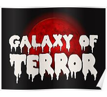 Galaxy of Terror - Movie T-Shirt Poster